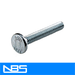 Garage Door Flat Head Carriage Bolts