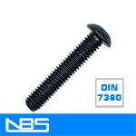 Metric Button Head Socket Cap Screws