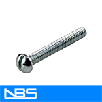 Slotted Round Machine Screws