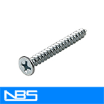 Phil Flat Sheet Metal Screws
